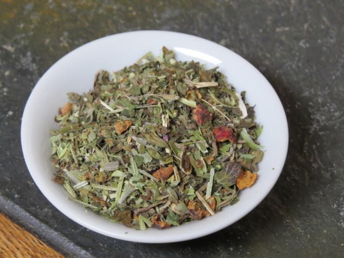 SereniTea Hummingbird's Haven Tea