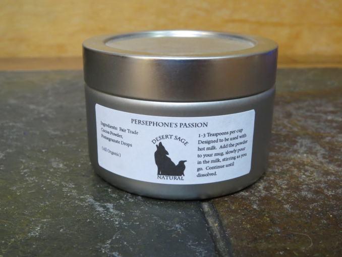 Persephone's Passion Closed