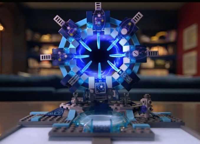 Lego Platform