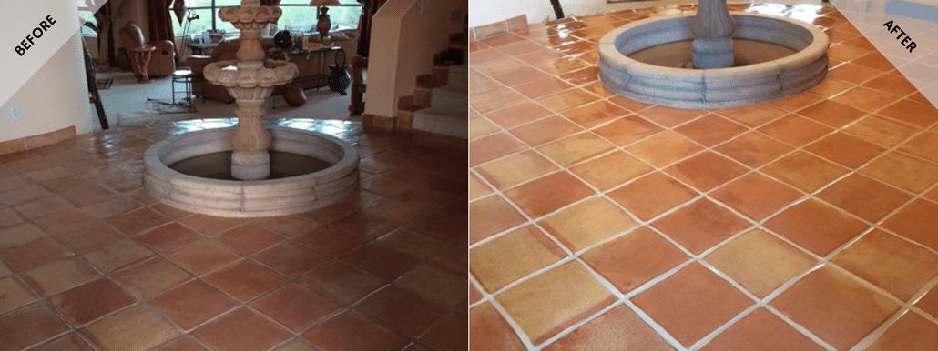 scottsdale saltillo tile cleaning