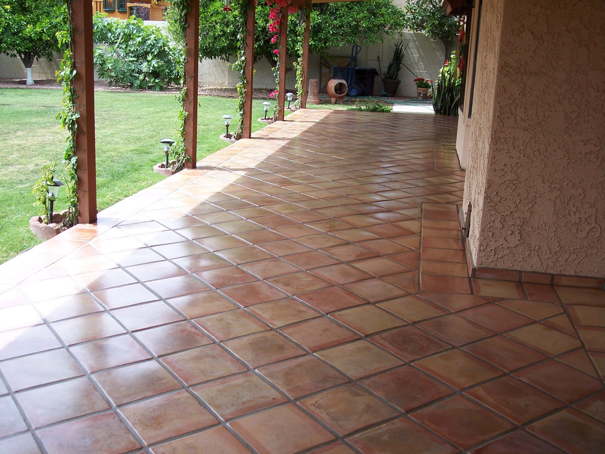 chandler outside tile that can weather
