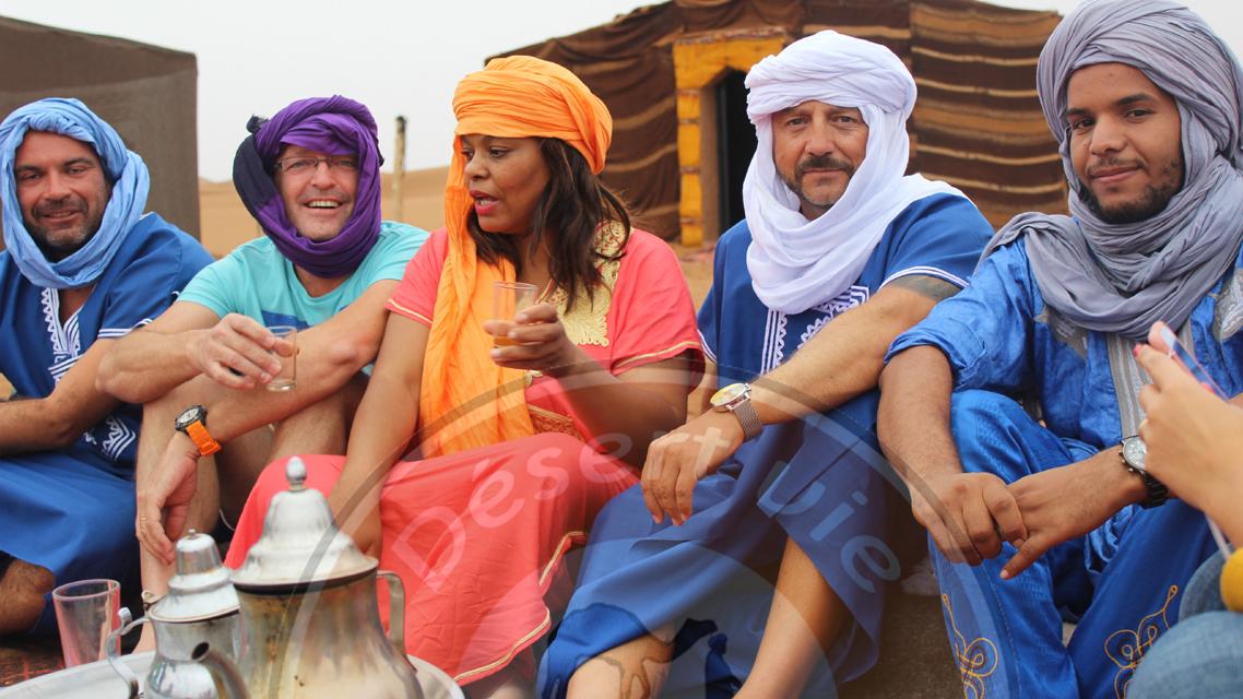 Marrakech Desert Tour To Erg Chigaga Dunes