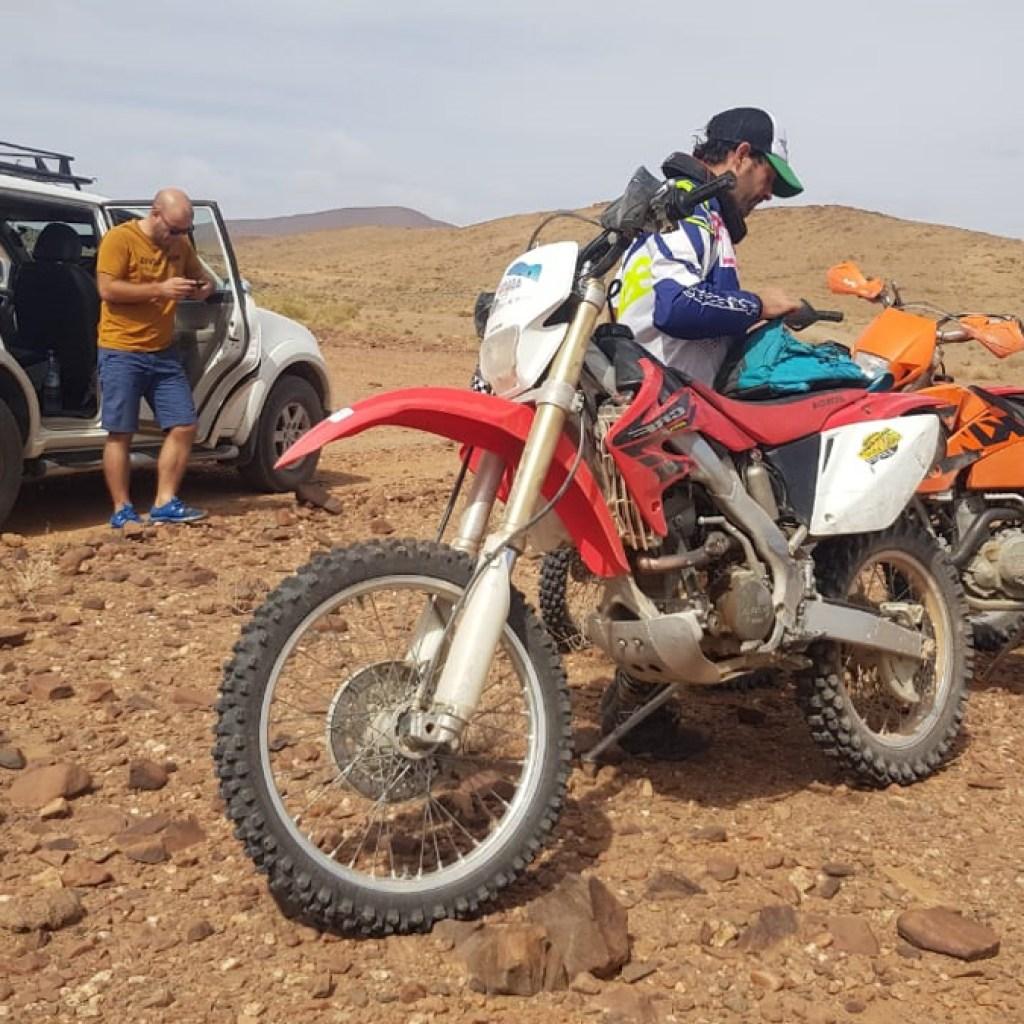 morocco desert motorbike tour adventures