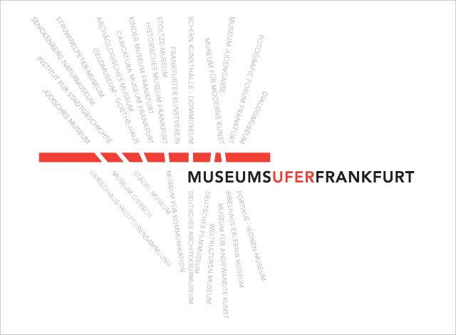 © DESERVE — Museumsufer Frankfurt