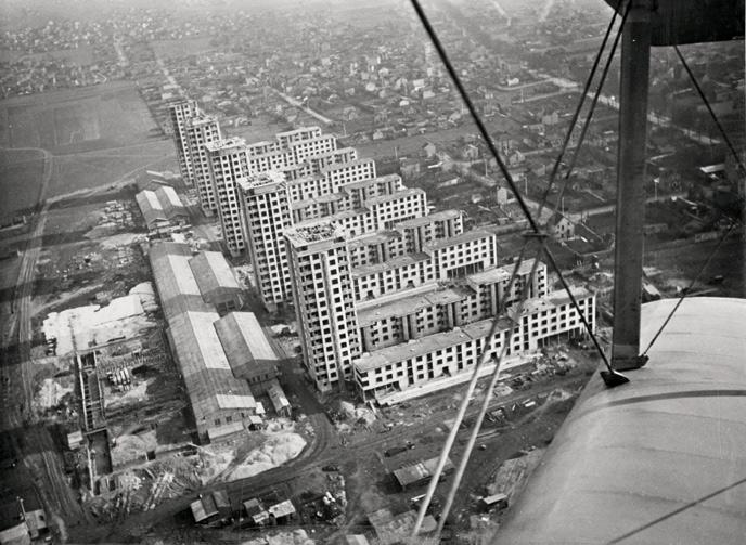 © Académie d'architecture, Cité de l'architecture et du patrimoine, Archives d'architecture du XXe siècle, fonds Lods, Paris