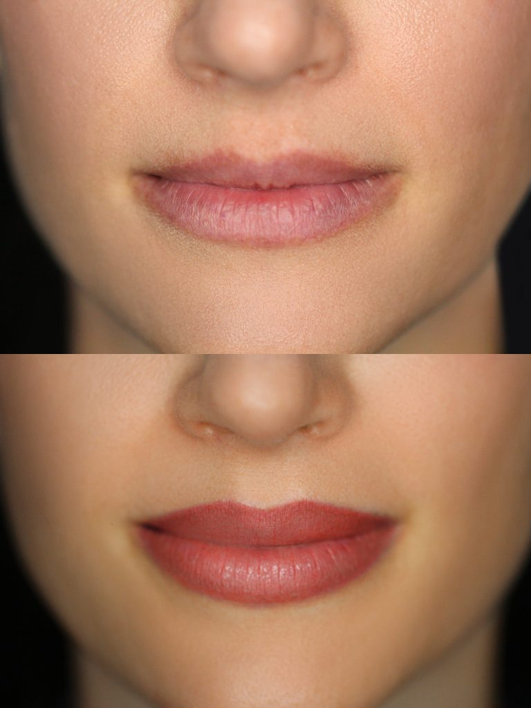 PERMANENT MAKEUP OF LIPS 6