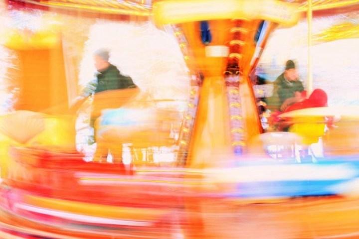 Carrousel du parc Monceau