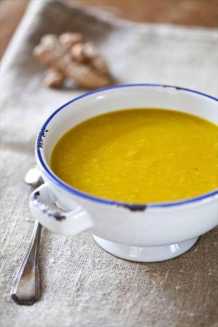 La soupe Saint-Chély