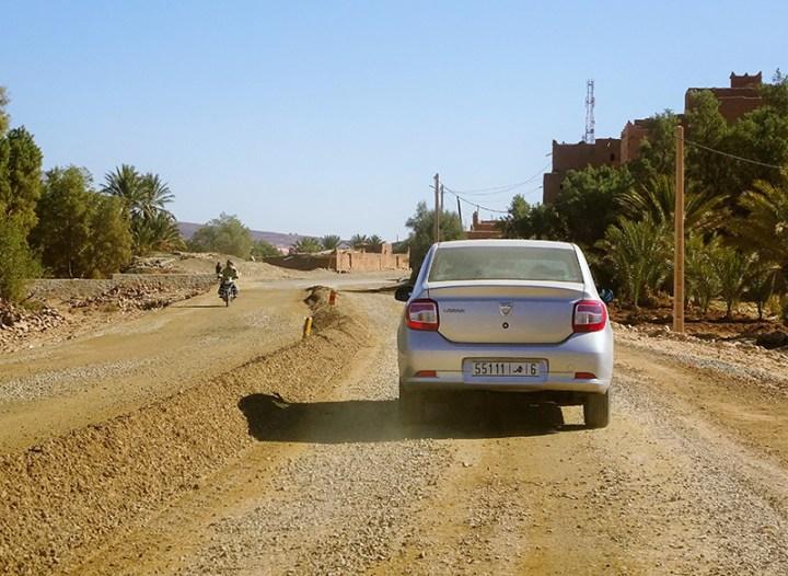 Conduire au Maroc