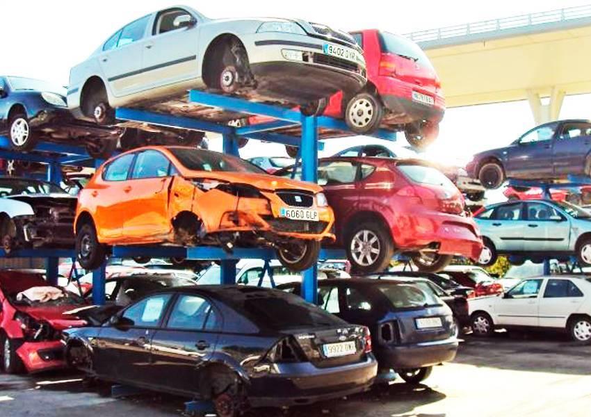desguace de coches en la linea de la concepcion, desguaces en cadiz, coches, recambios, piezas de coches, el mejor desguace, desguace de vehiculos, desguace el malagueño