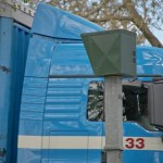 Where are the radars located in Cádiz