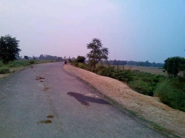 Encounter in Ramnagar Barabanki