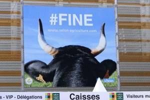 L'affiche 2017 du Salon de l'Agriculture