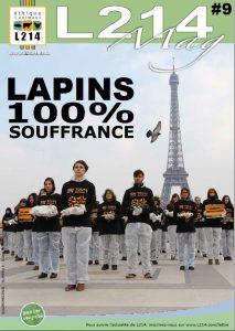 L214Mag-09_Lapins Tour Eiffel