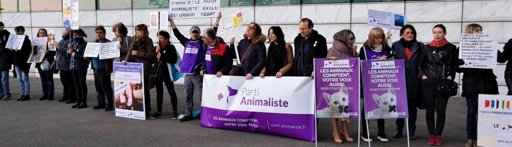 Pourquoi voter pour le Parti Animaliste ?