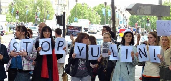 Stop au festival de Yulin_Paris juin 2016
