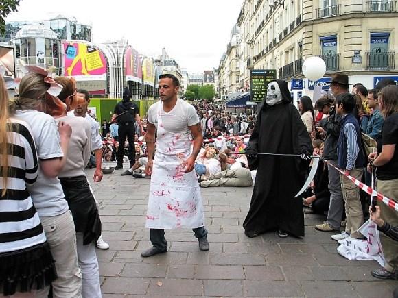 Veggie Pride Paris du 11 juin 2011