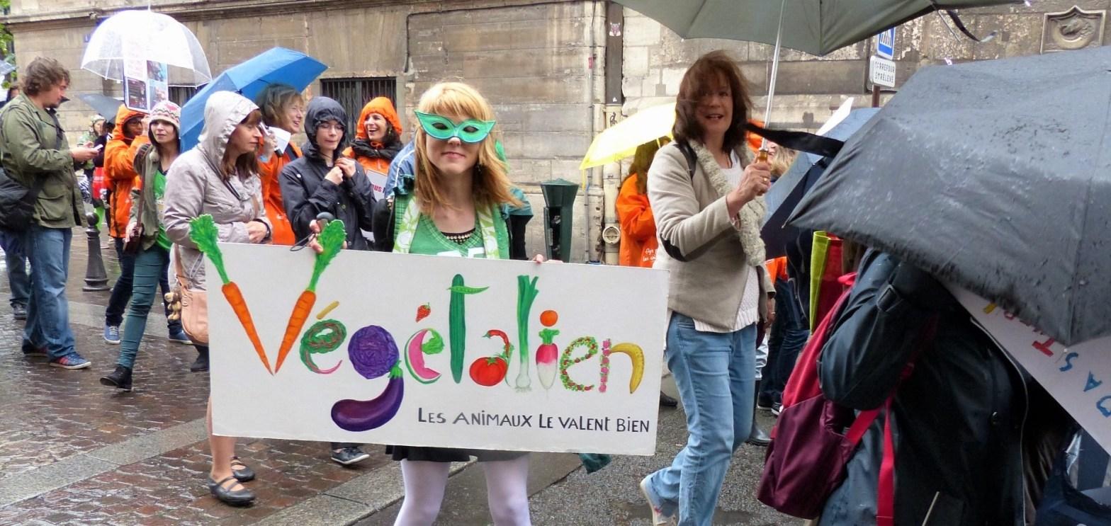 Veggie Pride Paris_mai 2014