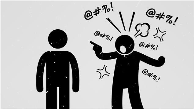 porter plainte pour insulte et menace