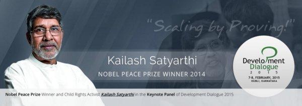 Deshpande Foundation: 2014 Nobel Peace Prize Winner to ...
