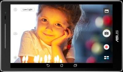 ASUS Zenpad PixelMaster Camera in Low light mode