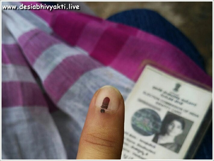 Lok sabha election 2019 - every vote counts