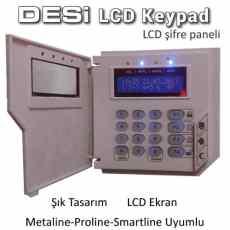 Desi Şifre Paneli LCD