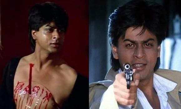 Bollywood-Villains-Shahrukh-Khan