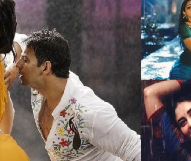 Wet Saree Songs From Bollywood