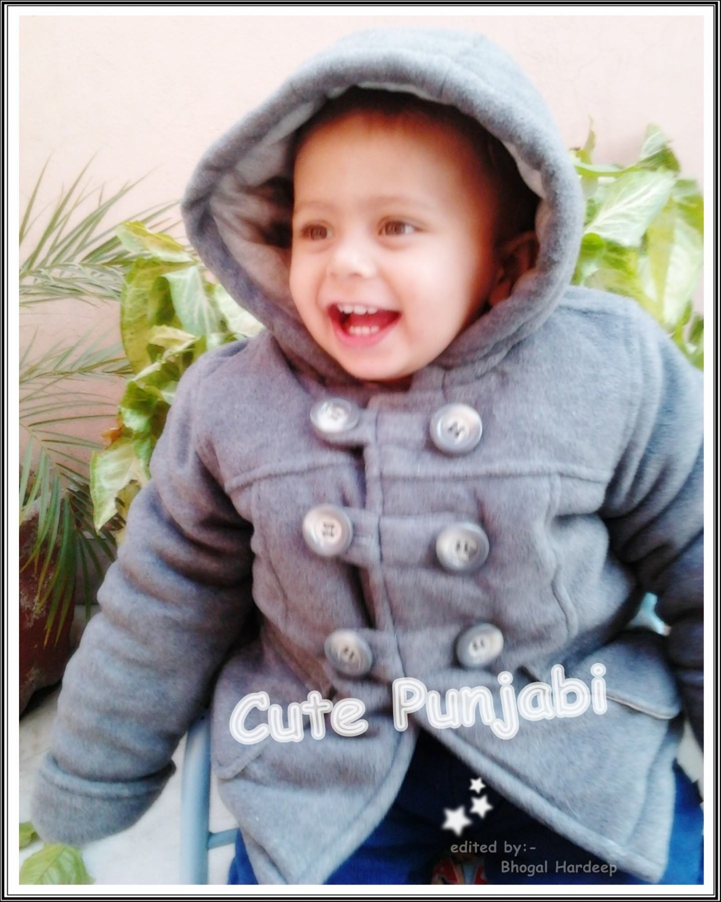 Cute Punjabi Baby