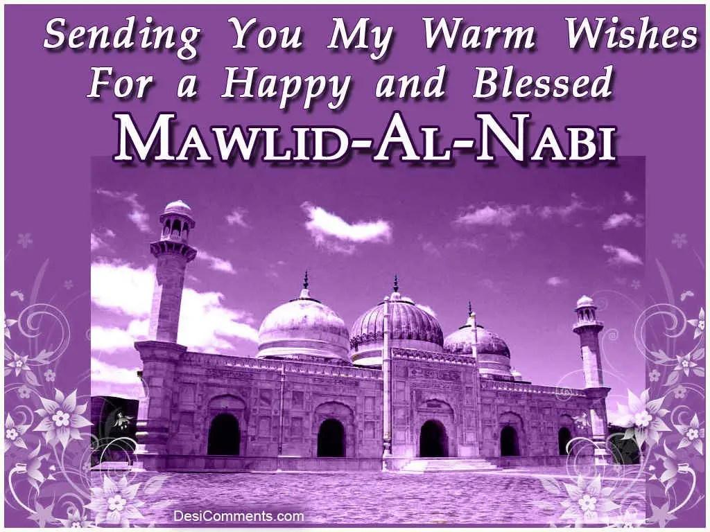 Warm Wishes For A Happy Mawlid Al Nabi Desicomments Com
