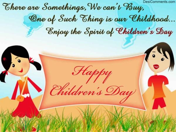 Happy Children's Day - DesiComments.com