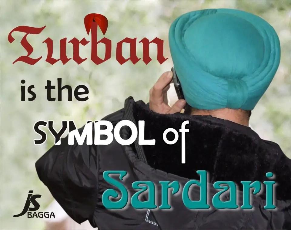 Sardari With Turban