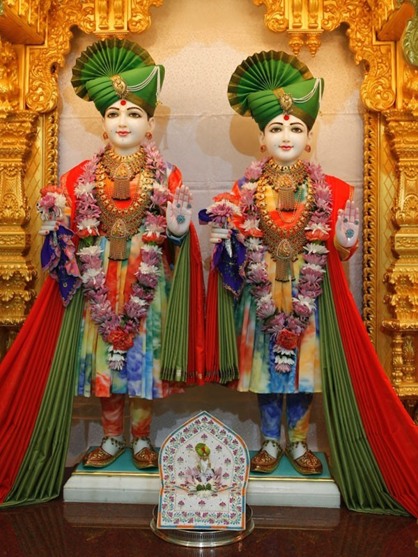 Jai Shree Swaminarayan