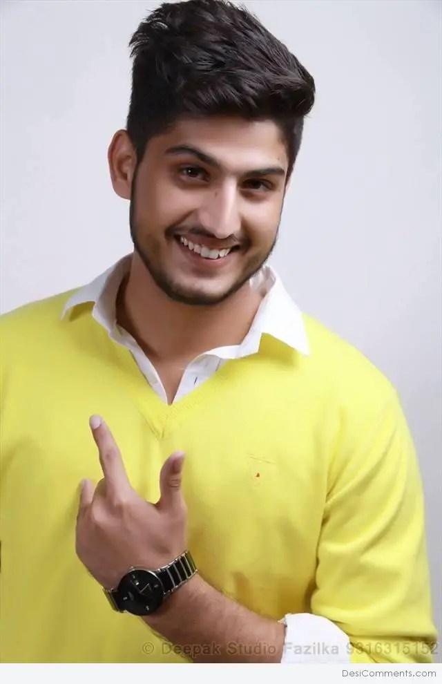 Gurnam Bhullar Smiling