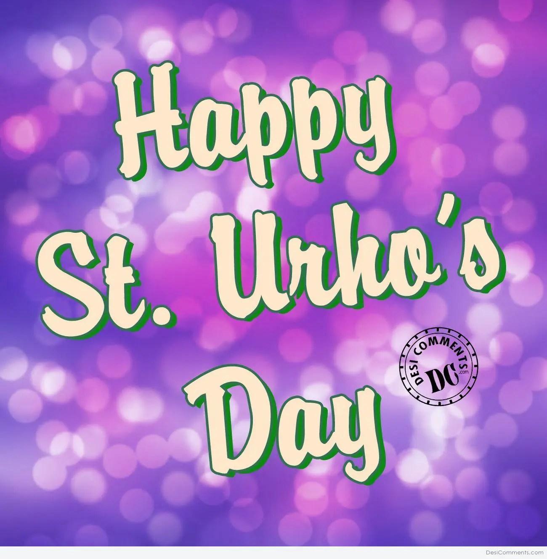 Happy St Urho Day