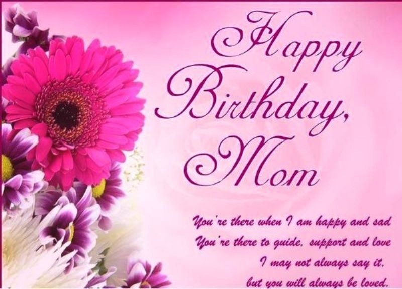 50 Birthday Wishes For Mother Pictures Images Photos