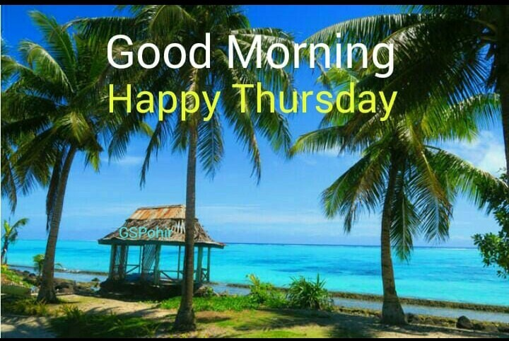 Love Morning Thursday Quotes Blessing