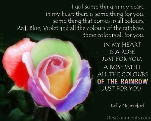 Just For You Love Poem