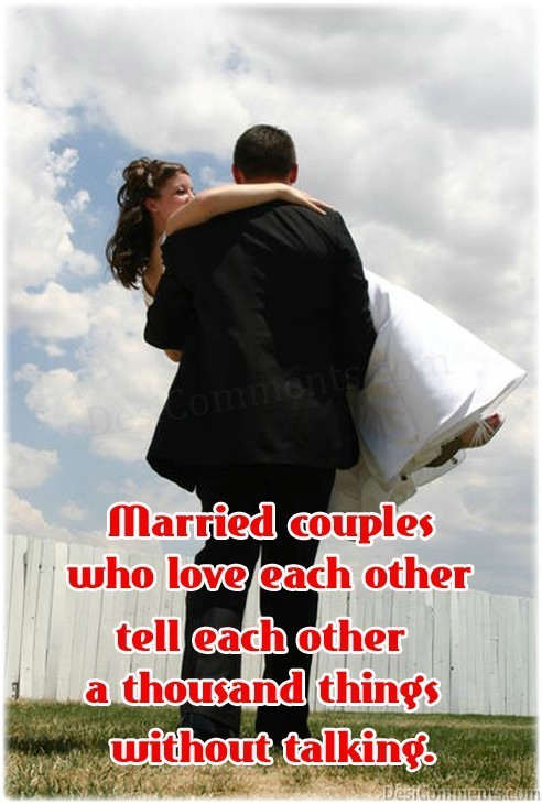Quotes Newly Married Couples