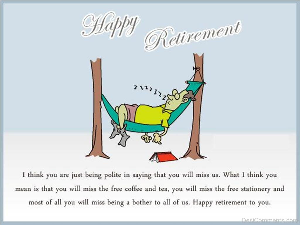 Happy Retirement Pictures Images Graphics Page 7
