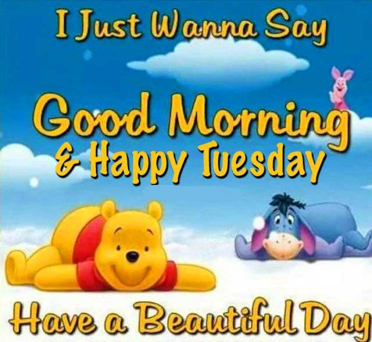 Good Morning Happy Tuesday Wishes Quotes And Messages.