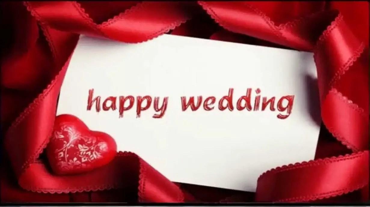 Happy Wedding Image