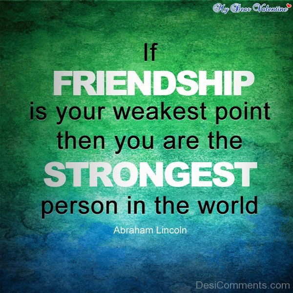 Friendship Quotes Pictures, Images, Graphics for Facebook ...