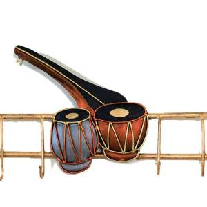 Sitar Tabla Key Hanger holder