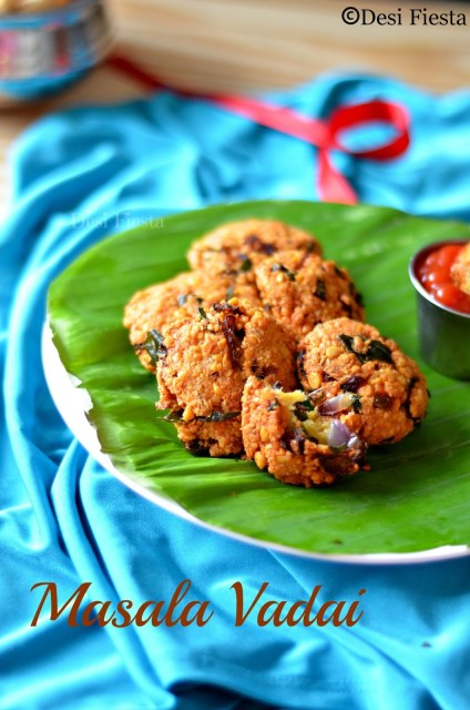 how to make paruthurai vadai