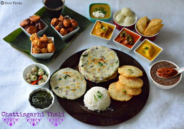 Chattisgarh cuisine