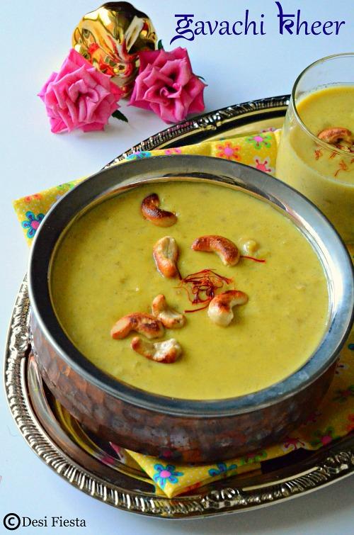 recipe: gavachi kheer recipe [30]