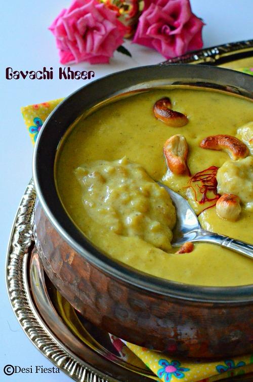 recipe: gavachi kheer recipe [24]