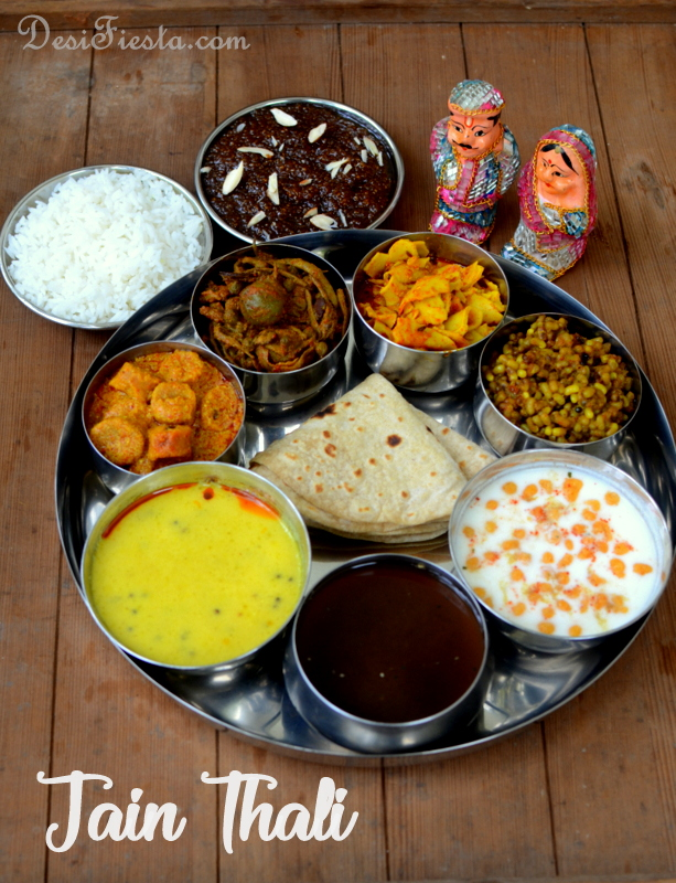 Rajasthani thali archives desi fiesta i have been wanting to showcase my thali here for so long and here i am with a one another thaliis is going to be a long post sorry about thatis jain forumfinder Images